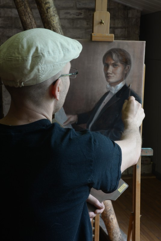 Muotokuvamaalari